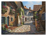 Rue de Village Prints by Sung Kim