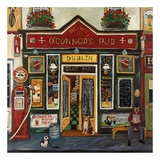 O'Connor's Pub Art by Suzanne Etienne