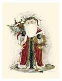 Vieux gentilhomme anglais Poster par Peggy Abrams