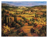 Umbria Panorama Prints by S. Hinus
