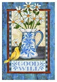 Good Will Prints by Wendy Bentley