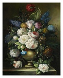 Ornamental Bouquet Prints by Ralph Steiner