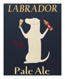 Labrador Pale Ale Art by Ken Bailey