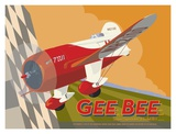 Gee Bee Prints by David Grandin