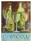 Chardonnay Posters by Jennifer Sosik