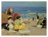 Family Outing Art by Edward Henry Potthast