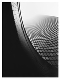 Highrise in Fog Print by Alex Fradkin