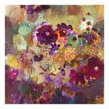Joan Elan Davis - Lavender Afternoon - Reprodüksiyon