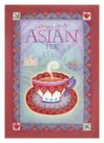 Asian Tea Poster by Sue Williams
