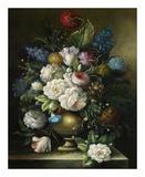 Ornamental Bouquet Print