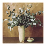 Eucalyptus and Oranges Posters by Judy Mandolf