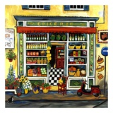 Epicerie Art by Suzanne Etienne
