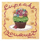 Cupcake Bouquet Posters by Janet Kruskamp