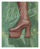 Platforms Prints by Darrin Hoover