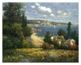 Summer Vista Prints by Nicolas Lancret