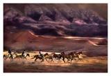 Range Riders Posters by Bobbie Goodrich