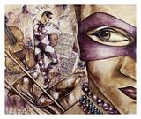 Carnival Prints by Janet Blumenthal
