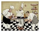 Kitchen Kapers II Affiche