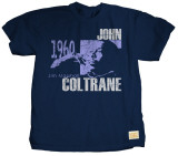 John Coltrane - Reflection T-shirts by Jim Marshall