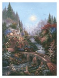 Moonlight Grace Posters by Klaus Strubel