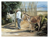 Tagalongs Prints by Mary Schaefer