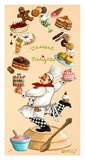 Dessert Delights Prints by Janet Kruskamp
