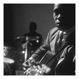 George Benson Prints by Lee Tanner