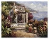Monterosso Villa Prints by  Alphonse