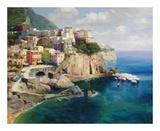 Sicilian Coast Posters by  Gasini