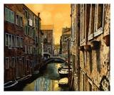 Venezia al Tramonto Posters by  Furtesen