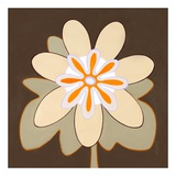 Fall Flower Power II Poster by Monica Kuchta