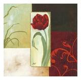 Tulip Square II Plakater af Maria Woods