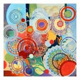 Dekor 105 Kunstdrucke von Jeanne Wassenaar