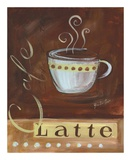 Coffee Cafe I Posters by Jennifer Sosik