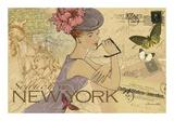 New York Kunst af Maria Woods