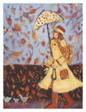 Fall Showers Prints by Genevieve Pfeiffer