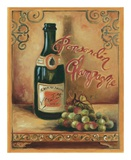 Ponsardin Champagne Prints by Shari White