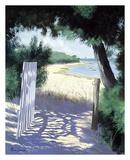 Le Portillion Blanc Posters par Henri Deuil