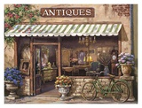 Antique Shop Prints by Sung Kim