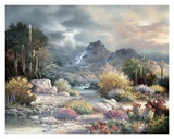 Springtime Valley Prints by James Lee