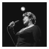 Ella Fitzgerald Pster por Lee Tanner