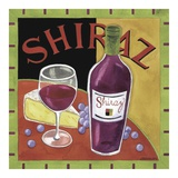 Vintage Wine II Prints by Jennifer Brinley