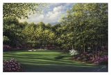 Augusta, Amen Corner Prints by Joe Sambataro