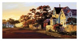 California Sunset Prints by Erin Dertner