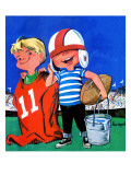 Water Boys - Jack and Jill, September 1962 Giclee Print by Lou Segal