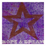 Believe Hope Dream Art by Suzanna Anna
