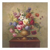Heirloom Bouquet I Prints by Ralph Steiner