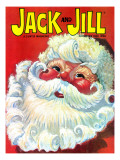 Coming to Town! - Jack and Jill, December 1965 Giclee Print by Edward Cortese