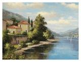 Casa De Lago Art by  Andino