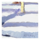 Beautiful Winter (detail no. 2) Prints by Kent Wallis
